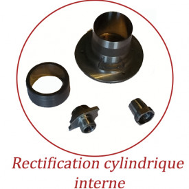 Rectification cylindrique interne