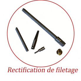 Rectification filetage
